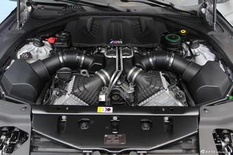 宝马M6底盘图
