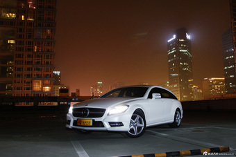 奔驰CLS350 ShootingBrake