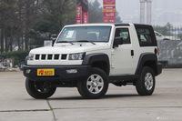 2014款北京BJ40 2.4L手动穿越版