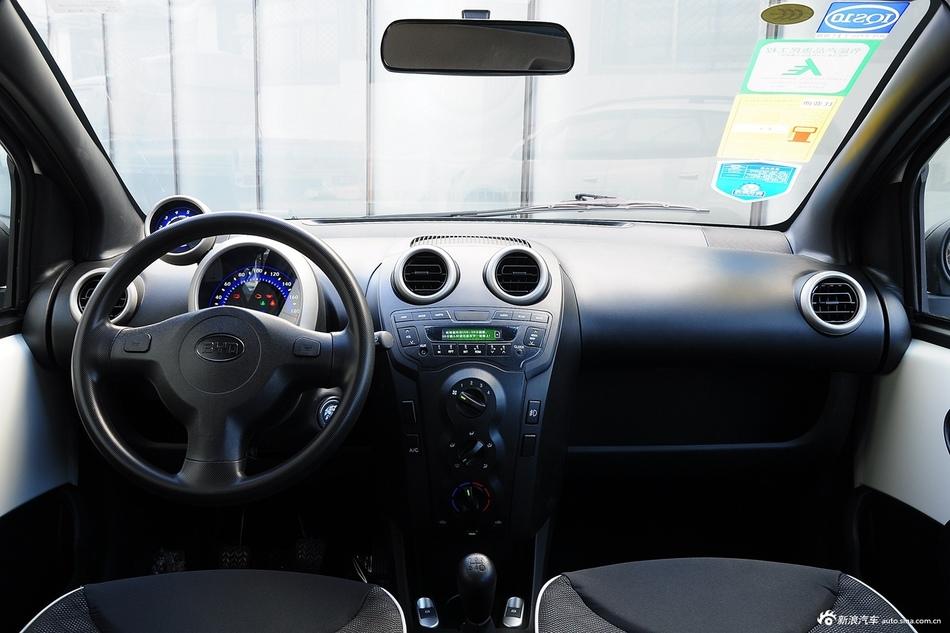 2015款比亚迪F0 1.0L手动尚酷型