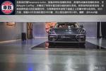 当速度与奢华相遇 实拍全新Panamera turbo