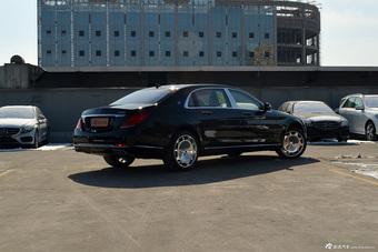 梅赛德斯-迈巴赫S600