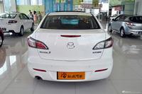 2013款马自达3星骋三厢1.6L自动精英型