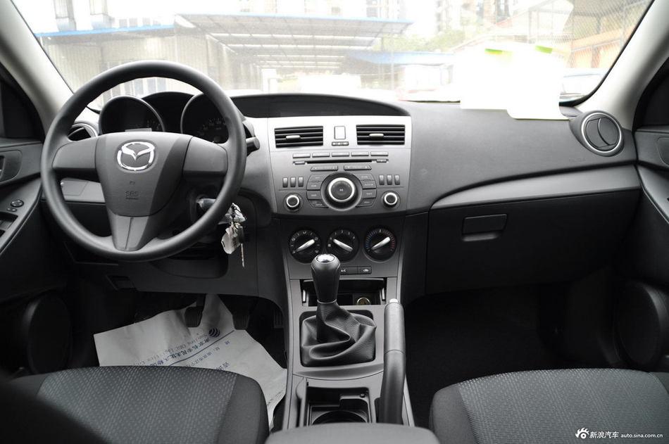 2012款马自达3星骋两厢1.6L手动舒适型
