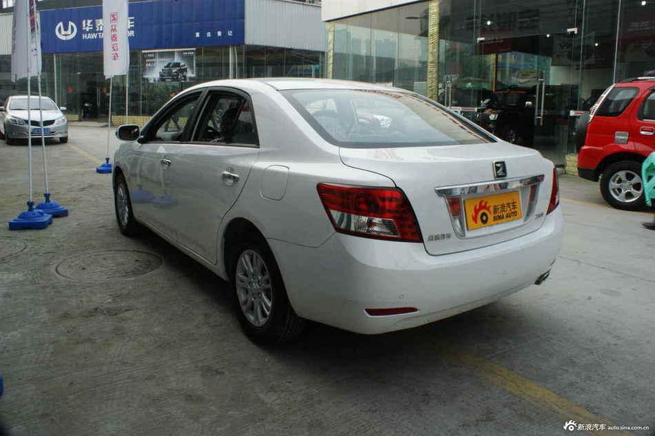 2012款众泰Z300