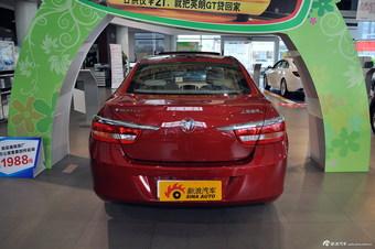 2013款英朗GT 1.6L手动进取版 宝石红