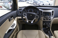 2015款海马S7 1.8T自动改款纵驰型