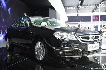 2015上海车展:绅宝D80