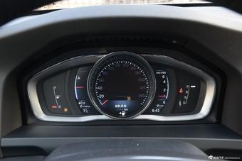2016款沃尔沃V60 2.0T自动 T5 智逸版
