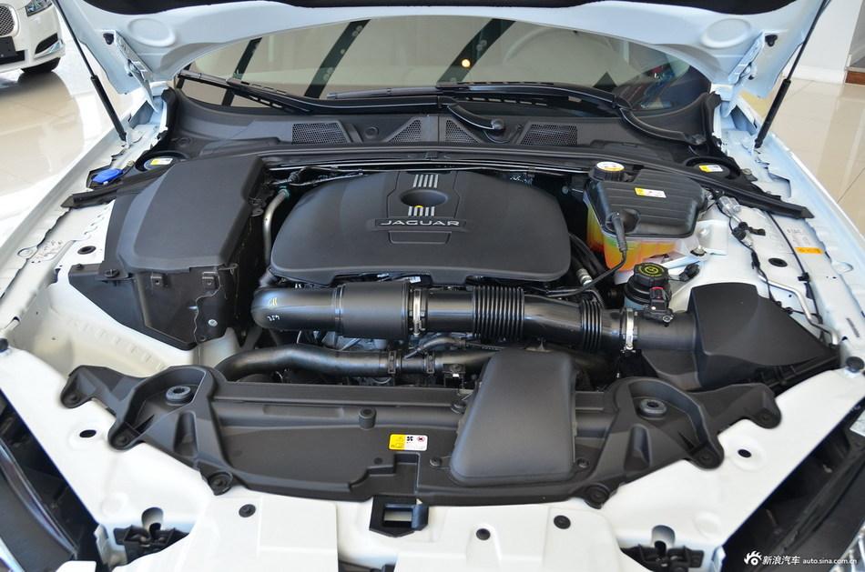 2015款捷豹XF 2.0T Sportbrake 豪华版
