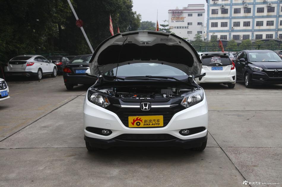 2016款缤智1.8L CVT两驱先锋型