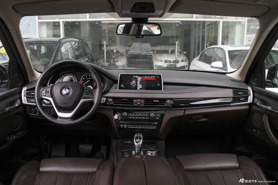 2014款宝马X5 3.0T自动xDrive35i尊享型