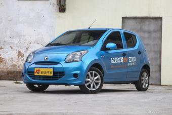2014款众泰云100纯电动舒适型