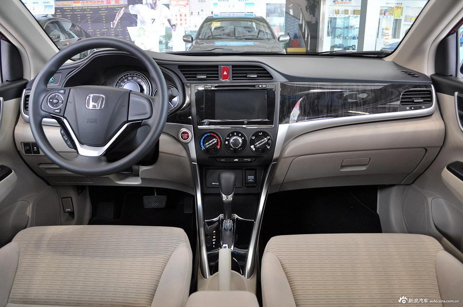 2013款凌派1.8L自动豪华版 探戈红