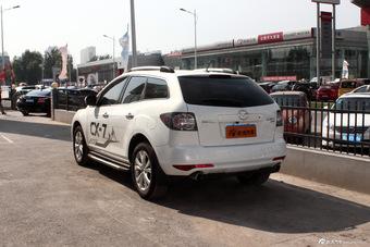 2014款一汽马自达CX-7 2.3T智能四驱运动版 到店实拍
