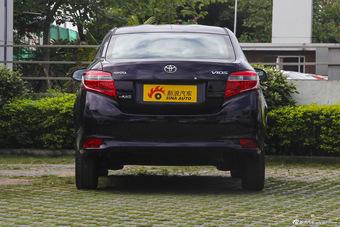 2014款威驰1.5L自动智臻版