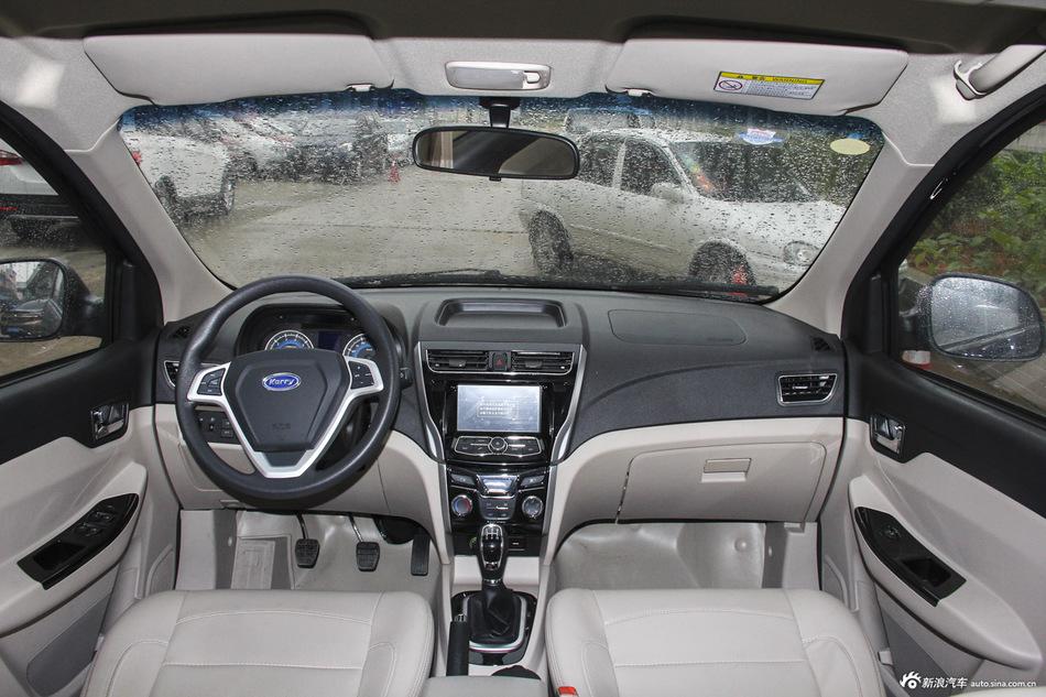 2015款开瑞K50 1.5L手动豪华型