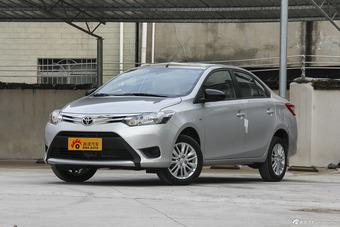 2016款威驰1.5L自动智臻星耀版