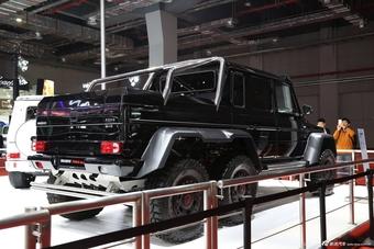 2015上海车展:巴博斯700G
