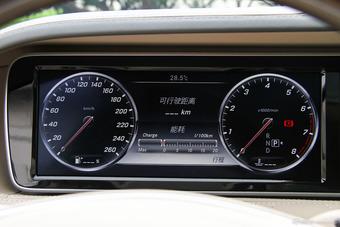 2015款迈巴赫S级 S600