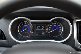 2016款风神AX3 1.5L手动尚酷型