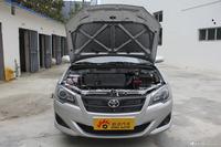 2013款花冠1.6L手动超值版