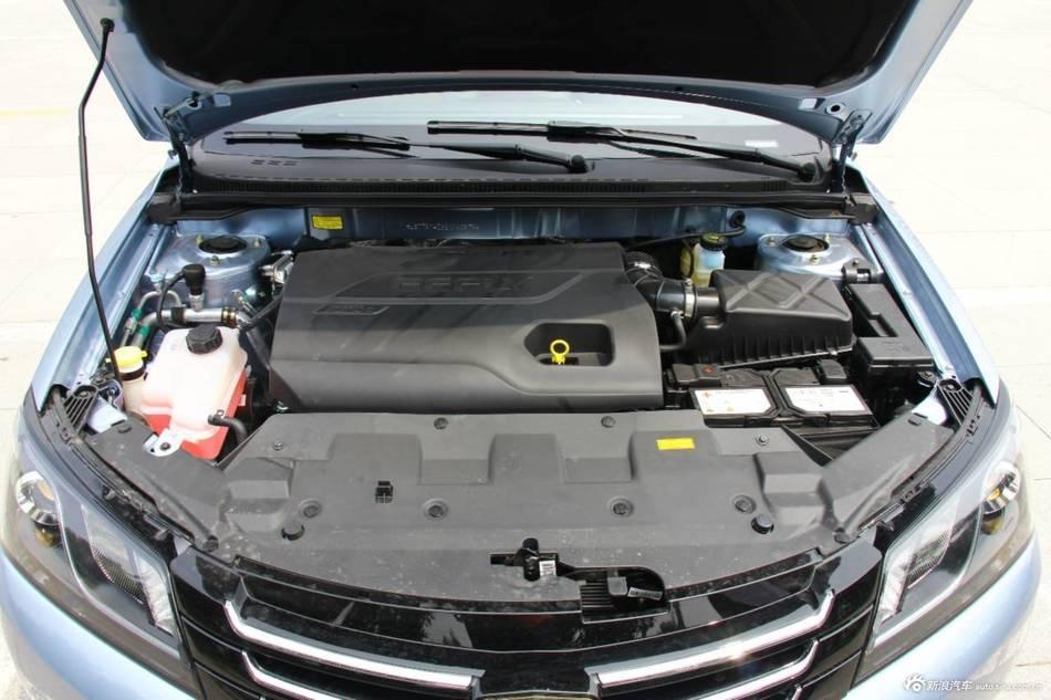 2014款新帝豪三厢1.3T CVT尊贵型到店实拍