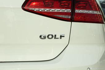 2016款高尔夫1.6L手动时尚型