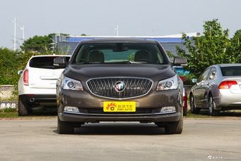 2013款君越2.4L SIDI自动领先舒适型