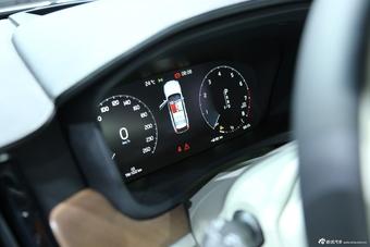 延续S90设计 沃尔沃V90