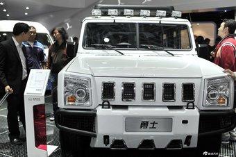 2014款北汽制造勇士