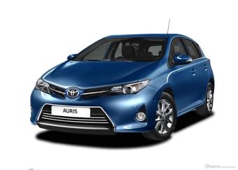 2013款丰田AURIS