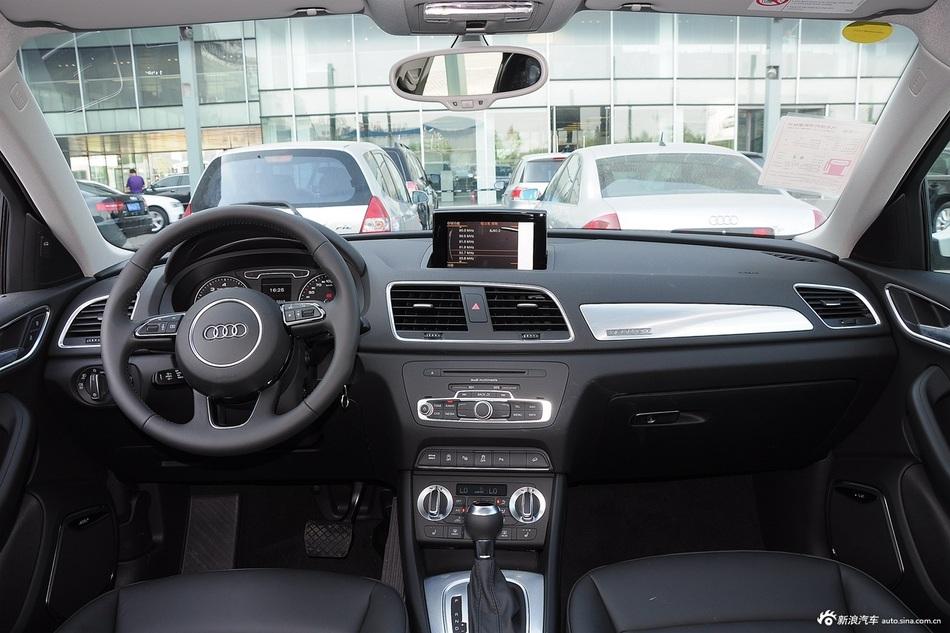 2015款奥迪Q3 40TFSI quattro豪华型