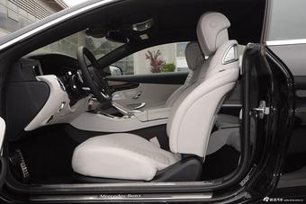 奔驰S级Coupe空间图