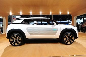 2014款雪铁龙C4 Cactus概念车