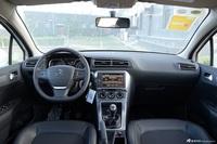 2016款雪铁龙C4世嘉1.6L手动豪华型