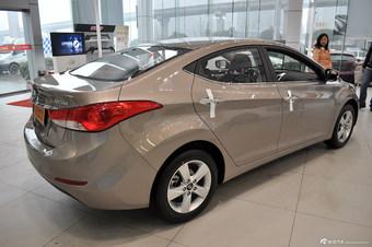2013款朗动1.6L自动领先型
