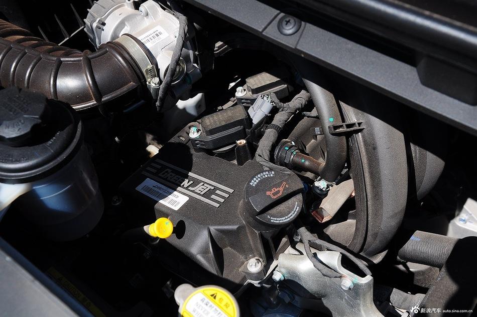 2015款瑞风M3 1.6L手动豪华智能型