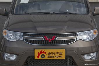 2014款五菱宏光S 1.2L 手动标准型