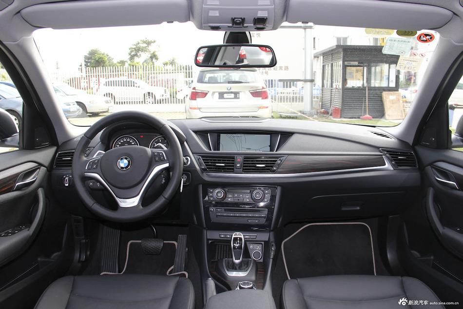 2015款宝马X1 2.0T自动xDrive20i 时尚晋级版
