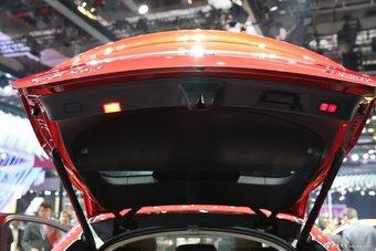 2015上海车展:奔驰GLE 450 AMG Coupe