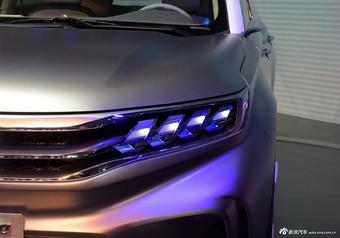 GS8之后传祺又将推全新SUV 比宝马X6威猛