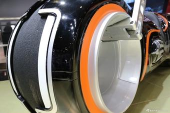 2014款极光电动摩托车