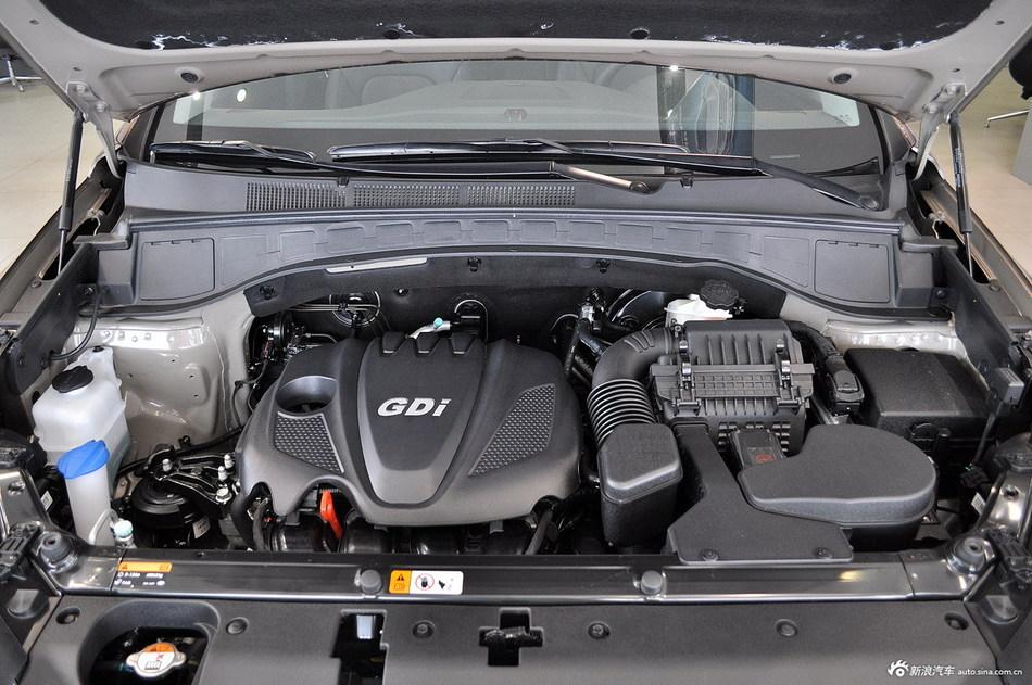 2013款全新胜达2.4L自动两驱GLS