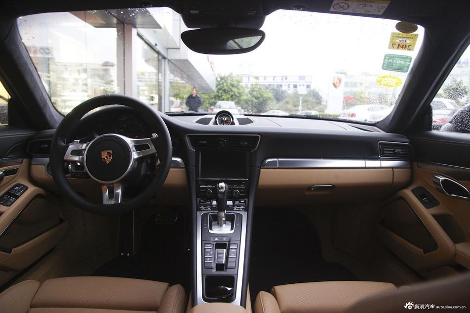 2015款保时捷911 Carrera 3.4L Style Edition