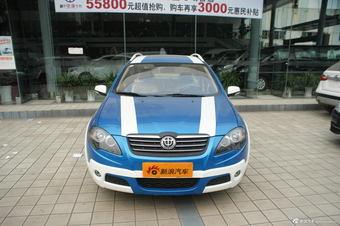 2010款中华骏捷Cross