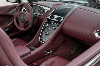 2015款阿斯顿马丁Vanquish Volante 6.0L基本款
