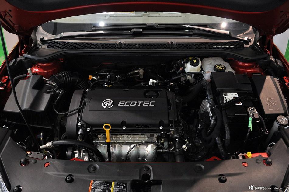 2013款英朗GT1.6L手动进取型