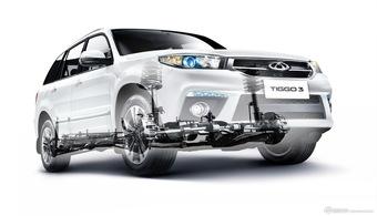 2014款瑞虎3 1.6L CVT豪华型