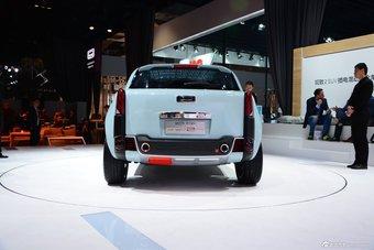 2015上海车展:观致2 SUV概念车